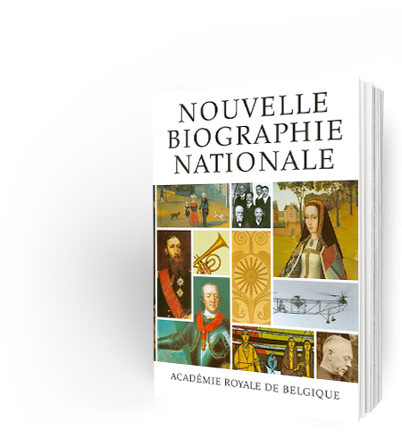 Nouvelle Biographie nationale, volume 3