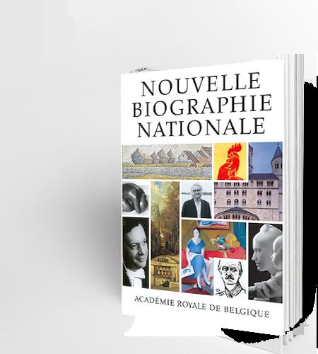 Nouvelle Biographie nationale, volume 4