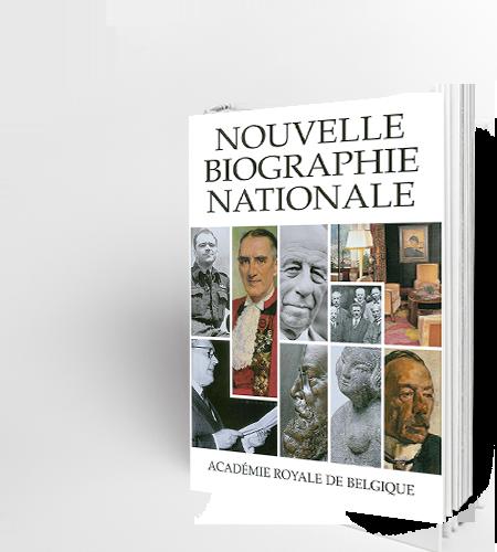 Nouvelle Biographie nationale, volume 5