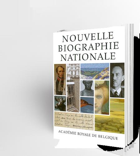 Nouvelle Biographie nationale, volume 6