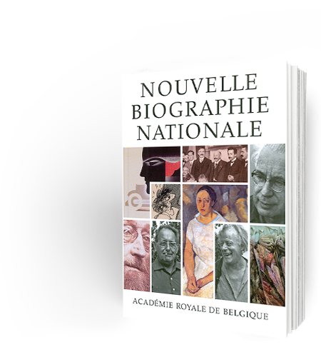 Nouvelle Biographie nationale, volume 8
