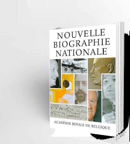 Nouvelle Biographie nationale, volume 9