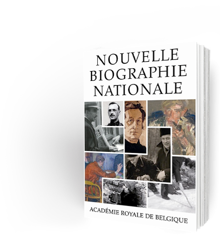 Nouvelle Biographie nationale, volume 11