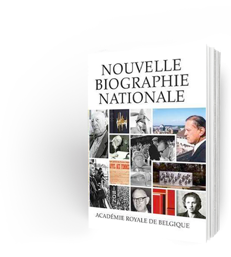 Nouvelle Biographie nationale, volume 13
