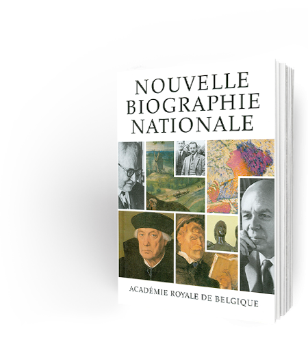 Nouvelle Biographie nationale, volume 2