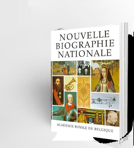 Nouvelle Biographie nationale, volume 3