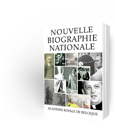 Nouvelle Biographie nationale, volume 12