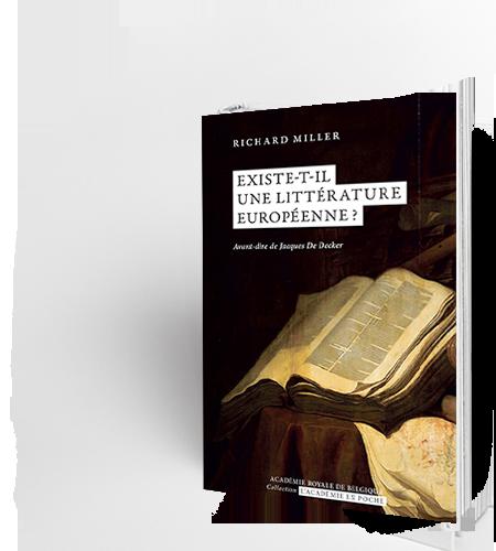 Existe-t-il une littérature européenne?